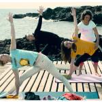 Yoga am Meer